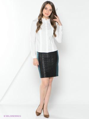 Рубашка adL. Цвет: белый
