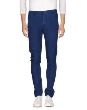 Джинсовые брюки AUTHENTIC ORIGINAL VINTAGE STYLE. Цвет: синий