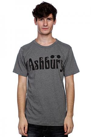 Футболка  Og Heather Grey Ashbury. Цвет: серый