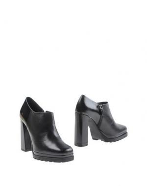 Ботинки G.P. PER NOY BOLOGNA. Цвет: черный