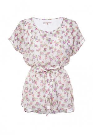 Блуза LO. Цвет: белый