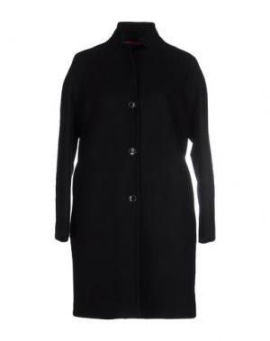 Пальто JAN MAYEN. Цвет: черный