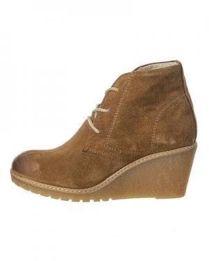 Ботинки Bianco. Цвет: коричневый