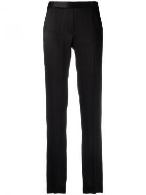 Строгие брюки Mm6 Maison Margiela. Цвет: чёрный