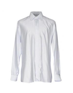 Pубашка CALIBAN. Цвет: светло-серый