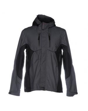 Куртка LEVIATHAN. Цвет: серый