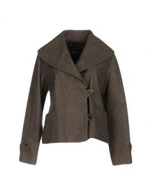 Куртка MOUCHE. Цвет: хаки