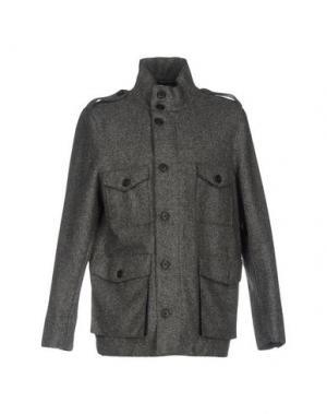 Пальто CINI. Цвет: свинцово-серый
