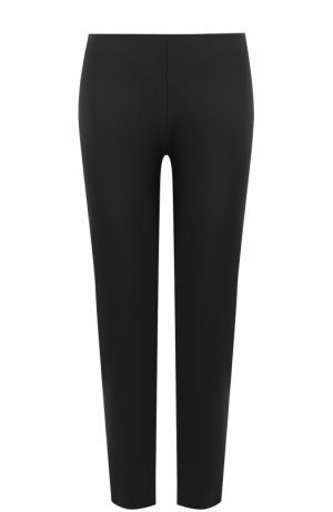 Хлопковые брюки прямого кроя M Missoni. Цвет: черный