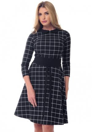 Платье Gene. Цвет: черный
