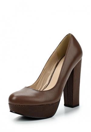 Туфли Apart. Цвет: коричневый