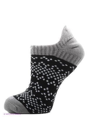 Носки 3PPK WOMENS DRI FIT GRAPHIC N Nike. Цвет: черный, серый, белый