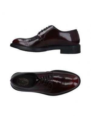 Обувь на шнурках TRIVER FLIGHT. Цвет: какао