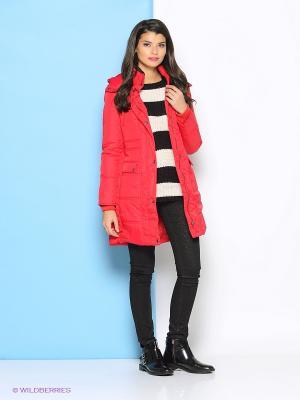 Пальто Ada Gatti. Цвет: красный