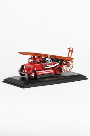 Коллекционная машинка Yat Ming. Цвет: красный