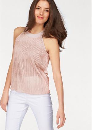 Блузка VIVANCE. Цвет: розовый
