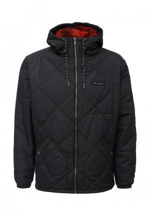 Куртка утепленная Columbia. Цвет: серый