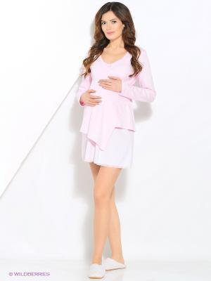Комплект одежды Hunny Mammy. Цвет: розовый