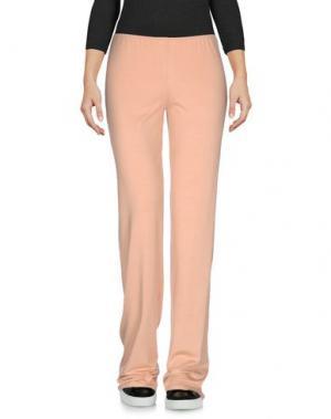 Повседневные брюки CHRISTIES. Цвет: телесный
