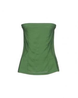 Бюстье JUCCA. Цвет: зеленый