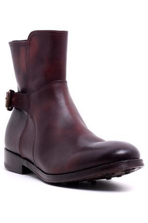 Ботинки AREA FORTE. Цвет: коричневый