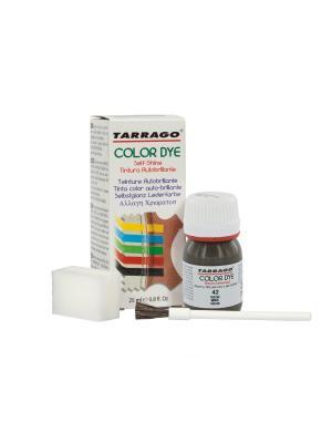 Краситель COLOR DYE, стекло TDC01, 25мл. Tarrago. Цвет: серо-коричневый