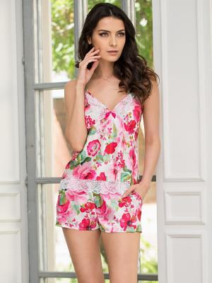 Пижама Mia Sofia. Цвет: белый, розовый