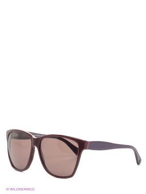 Солнцезащитные очки IS 11-285 38P Enni Marco. Цвет: бордовый, коричневый