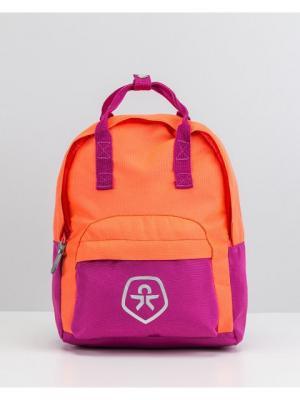 Рюкзак Color Kids. Цвет: светло-коралловый
