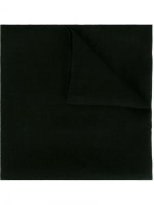 Классический шарф Blackyoto. Цвет: чёрный