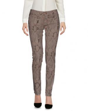 Повседневные брюки BASICON. Цвет: голубиный серый