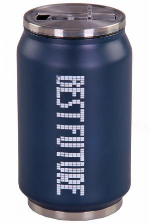 Термос 350 мл Patricia. Цвет: синий