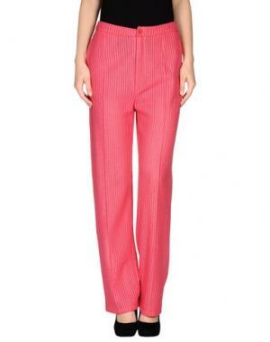 Повседневные брюки CARLO CONTRADA. Цвет: коралловый