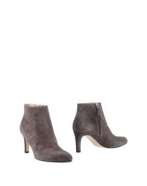 Ботинки ANTONIO BARBATO. Цвет: серый