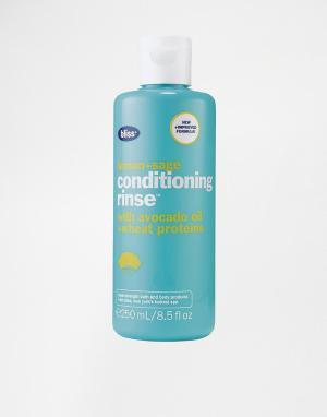Bliss Кондиционер Lemon & Sage 8,5 унция. Цвет: бесцветный