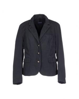 Пиджак AQUARAMA. Цвет: грифельно-синий