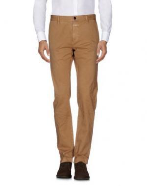 Повседневные брюки CLOSED. Цвет: коричневый