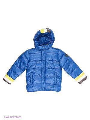 Куртка Mayoral. Цвет: синий, темно-синий