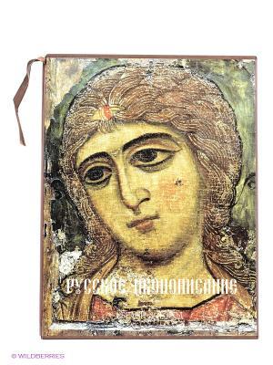 Русское иконописание (футляр. Православие) Белый город. Цвет: белый