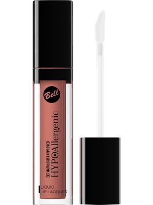 Лак Для Губ Гипоаллергенный Lip Lacquer Liquid Тон 02 Bell. Цвет: розовый