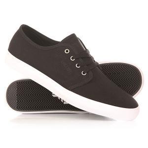 Кеды кроссовки низкие  Forte Slim Black Fallen. Цвет: черный