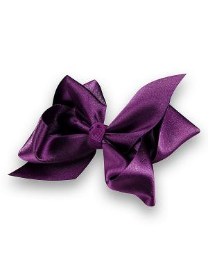 Бант Perlitta. Цвет: фиолетовый