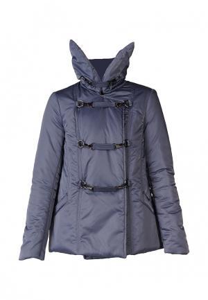 Куртка утепленная DuckyStyle. Цвет: серый