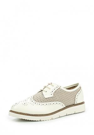 Ботинки Prendimi. Цвет: белый