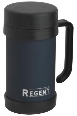 Кружка-термос 0,5 л Regent Inox. Цвет: черный