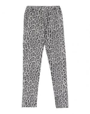 Повседневные брюки ILLUDIA. Цвет: светло-серый