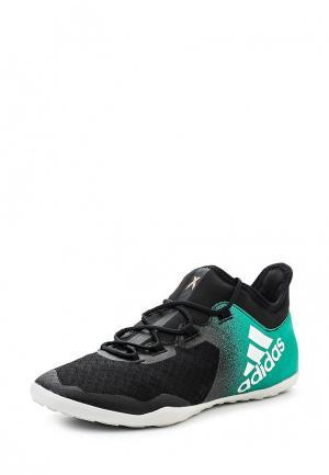 Бутсы adidas Performance. Цвет: черный