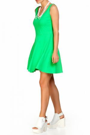 Платье Rocawear. Цвет: зеленый