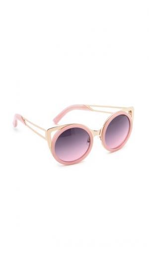 Солнцезащитные очки «кошачий глаз» ONE by Erdem