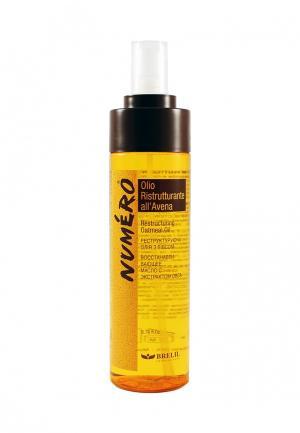 Масло восстанавливающее Brelil Professional. Цвет: оранжевый